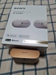 Título do anúncio: Fone de ouvido Sony FW1000XM3
