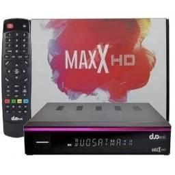 Título do anúncio: !!Super promoção - Receptor DuoSat Maxx HD com o melhor preço de londrina!!