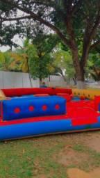 Título do anúncio: Guerra de cotonete inflável 1.600