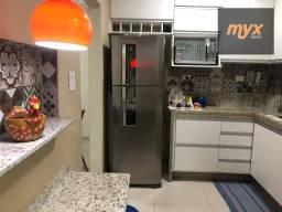 Título do anúncio: Apartamento com 2 dormitórios à venda, 80 m² por R$ 690.000,00 - Aparecida - Santos/SP