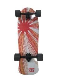 Título do anúncio: Skate Oldschool Semi Longboard Completo Profissional Palmeira
