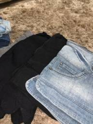 Título do anúncio: Shorts Jeans