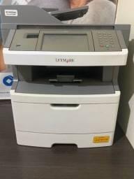 Título do anúncio: Impressora multifuncional laser lexmark X464