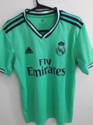 Título do anúncio: Camisa de time original - Real Madrid