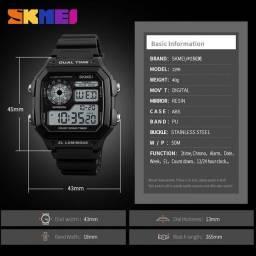 Título do anúncio: Relógio original SKMEI 1299