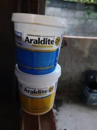 Título do anúncio: Adesivo epoxi Aradite