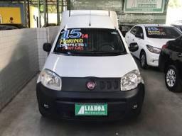 Título do anúncio: Fiat Fiorino 1.4 2015 com Kit GNV