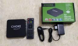 TV BOX 4k, 32G, 4 de RAM