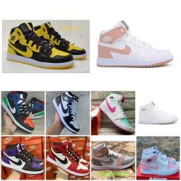 Título do anúncio: Promoção Tênis Nike Air Jordan ( 130 com entrega)