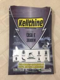 Título do anúncio: Kellthine Sachet 5/25gr - Mata Lagartas, Cochonillhas, Pulgões, Formigas