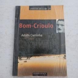 Título do anúncio: Livro Bom-Crioulo (lacrado)
