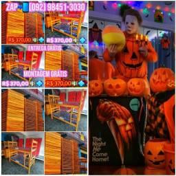 Título do anúncio: Beliche Entrega Rapida!!! Promoção Halloween