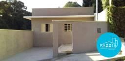 Casa com 2 dormitórios - venda por R$ 190.000 ou aluguel por R$ 800/mês - Chácaras Terra d