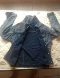 Título do anúncio: Jaqueta Jeans Nova Tam. 44