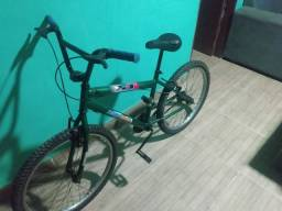 Título do anúncio: Bicicleta aro 24 semi Nova 170 reais