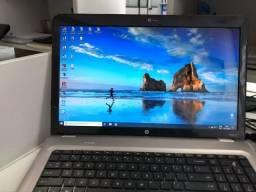 Título do anúncio: Notebook HP Core I5 Tela 17,3 Teclado alfanumérico
