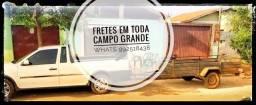 Título do anúncio: Frete em toda Campo Grande