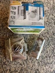 Fechadura elétrica para porta de vidro agl
