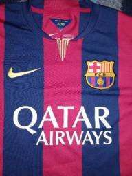 Título do anúncio: Camiseta Barcelona