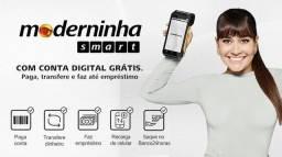 Moderninha smart. Imprime