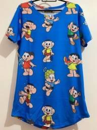 Título do anúncio: Camisa turma da Mônica
