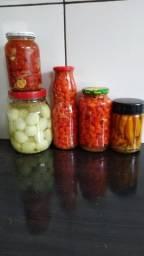 Título do anúncio: Conservas de pimentas maravilhosas