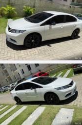 Título do anúncio: Honda Civic LXR 2.0 Aut. Com GNV