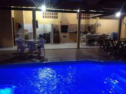 Salinas Salinópolis Atalaia Temporada - Excelente casa 4 quartos próximo à praia