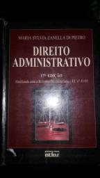 Livro Direito Administrativo Maria Sylvia Zanella Di Pietro