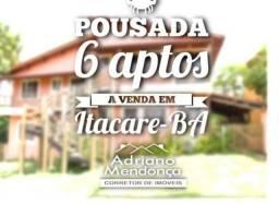 Pousada à venda no paraíso - Itacaré/BA