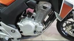 Honda Cb Twister 250 2017 Flex (Parcellamos) - 2017