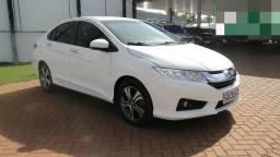 Honda City 2014/2015 1.5 EX Automático Branco - 2014