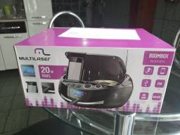 Multilaser boombox 20w rms