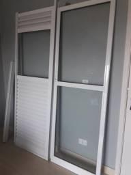 Portas de lavanderia