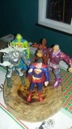 Coleção Marvel e DC venda ou troca