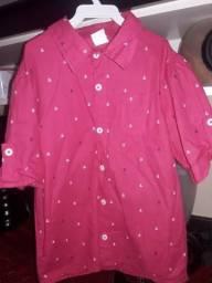 Camisao menino tamanho 4