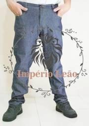 Calças Jeans Algodão!! Uniforme e Plus Size