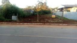 Terreno de 1500m² em Nova Santa Rita aceita carro na negociação