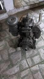 Motor diesel Tietê
