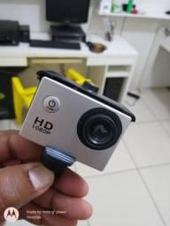 Câmera Go Pro HD 1080 P Nova