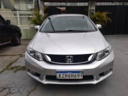 Vendo Honda Civic LXR 2.0 FLEXONE GNV 5° geração - 2014