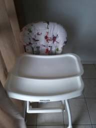 Cadeira alimentação burigotto merenda semi nova