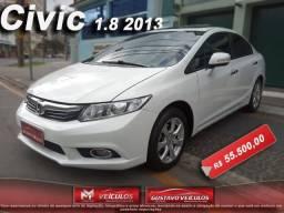 Civic EX 1.8 - 2013