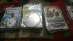 CDs e dvds mais de 150
