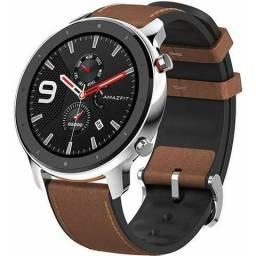 Smartwatch Xiaomi Amazfit Gtr, Prata, 47mm