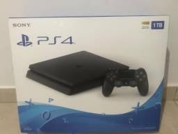 PS4 1TB Lacrado