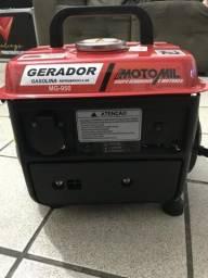 Gerador de energia MotoMil NOVO
