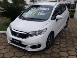 HONDA FIT 2018/2018 1.5 EXL 16V FLEX 4P AUTOMÁTICO