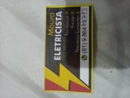 Moura Eletricista servinços eletricos e reforma em geras