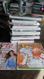 100 revistas de Crochê diferentes